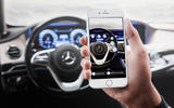 Mercedes app