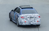 2020 Mercedes-Benz C-Class prototype