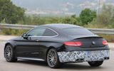 2018 Mercedes-AMG C63 Coupe facelift