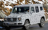 Mercedes plans new G-Class for Frankfurt 2017 launch