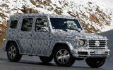 Mercedes plans new G-Class for Frankfurt 2017 launch