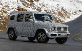 2018 Mercedes-Benz G-Class: all-new interior design leaked online