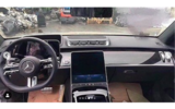 Mercedes S-Class leak dashboard