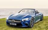 Mercedes-Benz 2020 SL render