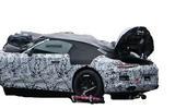 2020 Mercedes-Benz SL development mule -