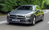 2018 Mercedes-Benz A-Class - hero front