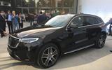 The new Mercedes-Benz EQC