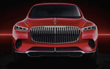 Images of the Vision Mercedes-Maybach Ultimate Luxury leak ahead of Beijing motor show