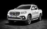 Mercedes-Benz reveals plush X-Class pickup