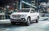Mercedes-Benz reveals plush X-Class pickup