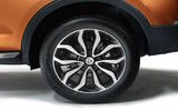 MG GS 1.5 TGI Exclusive alloys