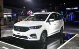 New Delhi Auto Expo 2020 - MG Motor 360 front