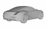 MG e-motion patent rear side