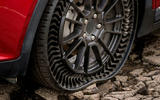 Michelin Uptis tyre concept 2