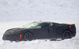 2019 Corvette C8: clearest sighting of 700bhp mid-engined supercar
