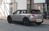 Mini Clubman rear