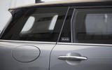 Mini Clubman rear doors