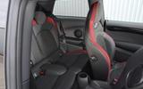 mini 1499 gt back seats