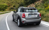 Mini Countryman S E Cooper All4 rear
