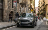 Mini Countryman S E Cooper All4 front end