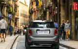 Mini Countryman S E Cooper All4 rear end