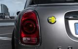 Mini Countryman S E Cooper All4 rear lights