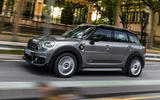 3.5 star Mini Countryman S E Cooper All4