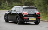 Mini Cooper S All4 Clubman rear