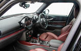Mini Cooper S All4 Clubman interior