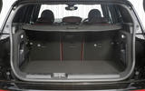 Mini Cooper S All4 Clubman boot space