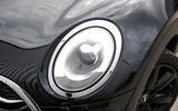 Mini Cooper S All4 Clubman xenon headlights