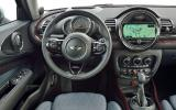 Mini Clubman Cooper S dashboard