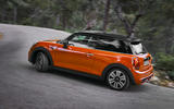 Mini Cooper S 3dr hatch 2018 side