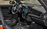 Mini Cooper S 3dr hatch 2018 interior