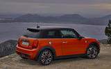 Mini Cooper S 3dr hatch 2018 rear