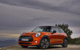 Mini Cooper S 3dr hatch 2018 front