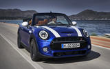 Mini Cooper S Convertible 2018 review on the road