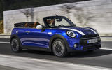 Mini Cooper S Convertible 2018 review on the road right