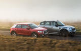 Audi Q2 Sport vs Mini Countryman
