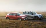 Audi Q2 Sport vs Mini Countryman