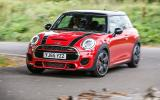 4 star Mini JCW hatch