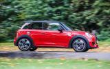 £23,050 Mini JCW hatch
