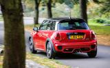 228bhp Mini JCW hatch
