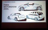 Mini 2000 Paris motor show