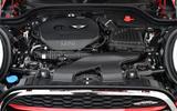 2.0-litre Mini JCW Convertible engine