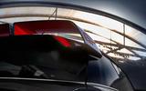 Mini John Cooper Works GP 2020 teaser - roof spoiler