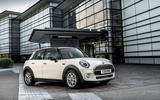 Mini 2018 model range press photos 1