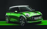 Mini 3-door hatch, rendered by Autocar