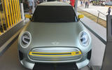 Mini electric concept makes Goodwood Festival of Speed appearance