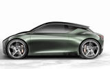 Hyundai Mint concept - side